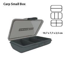 SMALL BOX 10,6x7,5x2,4cm MOSS GREEN