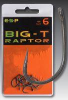 kaprové háčky Raptor Big-T (VO bal/5s/10ks)
