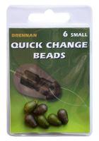 Quick change Beads- korálky pro rychlou výměnu 6ks v bal. kar./10bal.