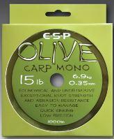 ESP Olive Carp Mono 1000m (VO bal/4ks)