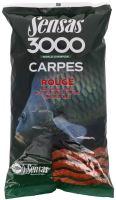 3000 CARP RED (KAPR ČERVENÝ) 1KG