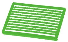 BOILIE STOPPER 5,7x4,7mm GREEN 100ks/bal