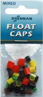 Mixed Float Caps -mix barevných kroužků na splávky bal/30ks