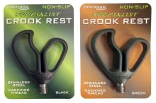 Specialist Crook Rest Black (VO bal/5ks)