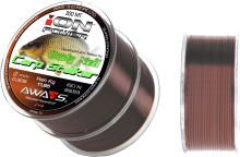 ION POWER CARP STALKER SPOOLS 600m/ 2x300m CONNECTED 5 box pack